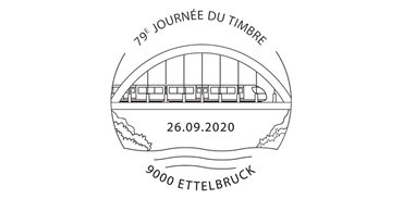 POST Philately à la 79e Journée du Timbre à Ettelbruck