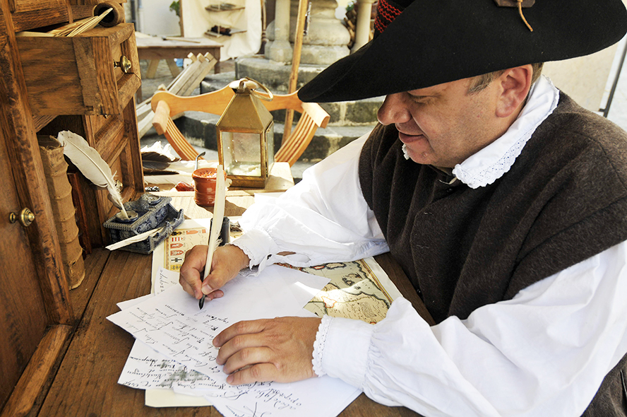 500th anniversary of the Thurn and Taxis postal route